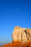 Berg in brycecanion Utah royalty-vrije stock afbeeldingen