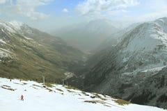 Berg Cheget Stockfoto