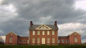 Berg Clare Mansion in Baltimore, Maryland Stockbild