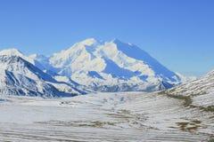 Berg Denali Stockfotos