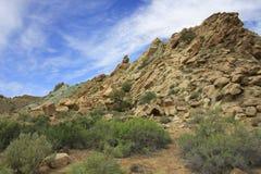 Berg des Kupfers Stockfotografie