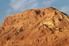 Berg en hemel Royalty-vrije Stock Afbeeldingen