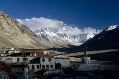 Berg Everest Lizenzfreies Stockfoto