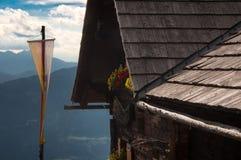 berg för lammersdorfer för Österrike carinthiakoja Royaltyfri Fotografi