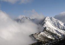 berg för jade 3 Arkivfoto