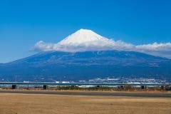 Berg Fuji Stockfoto