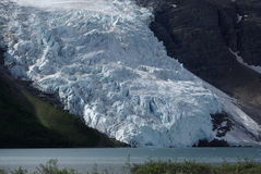 Berg Glacier stock photography