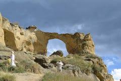 Berg gouden ring Kislovodsk de Kaukasus Royalty-vrije Stock Foto's