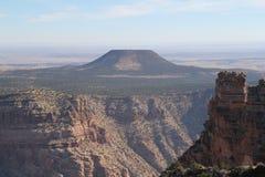 Berg in Grote Canion Royalty-vrije Stock Foto
