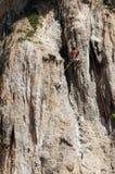 Berg het Beklimmen Stock Foto