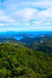 Berg Hobson (große Düneninsel) stockfoto