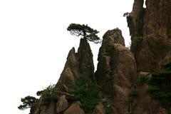 Berg Huangshan, Anhui, China Lizenzfreie Stockfotos