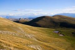 Berg i abruzzo Royaltyfri Bild