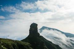 Berg i Guizhou Arkivbilder