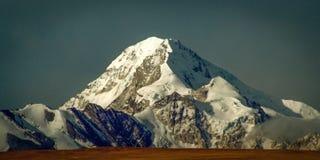 Berg i La Paz Arkivfoton