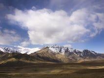 Berg i Ladakh Royaltyfria Bilder