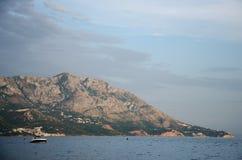 Berg i Montenegro royaltyfri bild