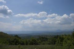Berg i Serbien-Planina u Srbiji royaltyfri fotografi