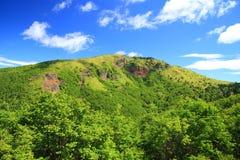 Berg i sommar Royaltyfri Bild