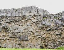Berg IJsland Stock Afbeeldingen