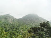 Berg in Indien Stockfoto