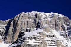 Berg - Italien - Dolomit Stockfotografie