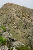 Berg Katahdin, Maine Lizenzfreie Stockfotos