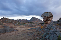 Berg kempir-Tas royalty-vrije stock foto
