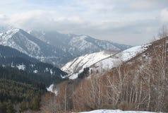 Berg KokDžajlâu Royaltyfri Foto