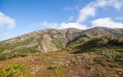 Berg Lopatina Arkivfoto