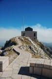 Berg Lovcen Stock Afbeeldingen