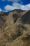 Berg Mesa Vouno Arkivfoto