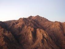 Berg Moses stockbilder