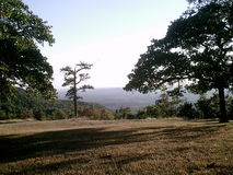 Berg Nebo das schöne Stockfotos