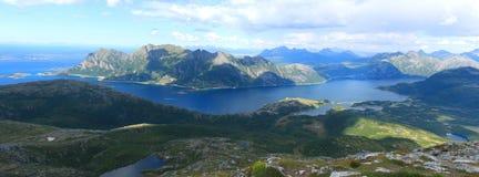 Berg Norge Royaltyfria Foton