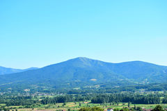 Berg Ozren, Bosnien Lizenzfreie Stockfotos