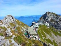 Berg Pilatus Lizenzfreies Stockfoto