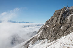 Berg Pilatus Stockfotografie