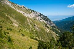 Berg-Pirin-Landschaft Stockbilder