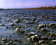 Berg River-1 Lizenzfreie Stockfotografie