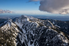 Berg Seymour Aerial stockbild