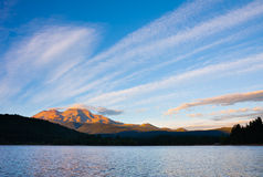 Berg Shasta Stockfotografie