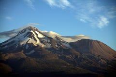 Berg Shasta-Ansicht Stockbilder