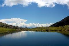 Berg sjö Arkivbilder