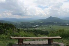 berg som ska visas Royaltyfria Foton