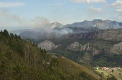 Berg Spanien Royaltyfria Foton
