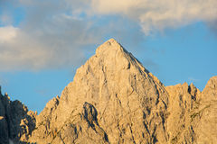 Berg Spik Royaltyfria Foton