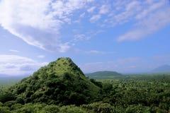 Berg. Sri Lanka. Stockbilder