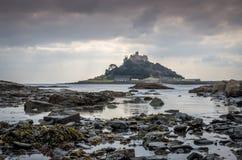 Berg St. Michaels, Cornwall, England Großbritannien Stockfotografie