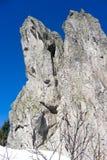 Berg in Taganay Stockbilder